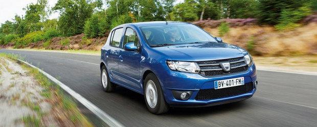 Dacia Sandero destinata Marii Britanii va fi produsa la Mioveni