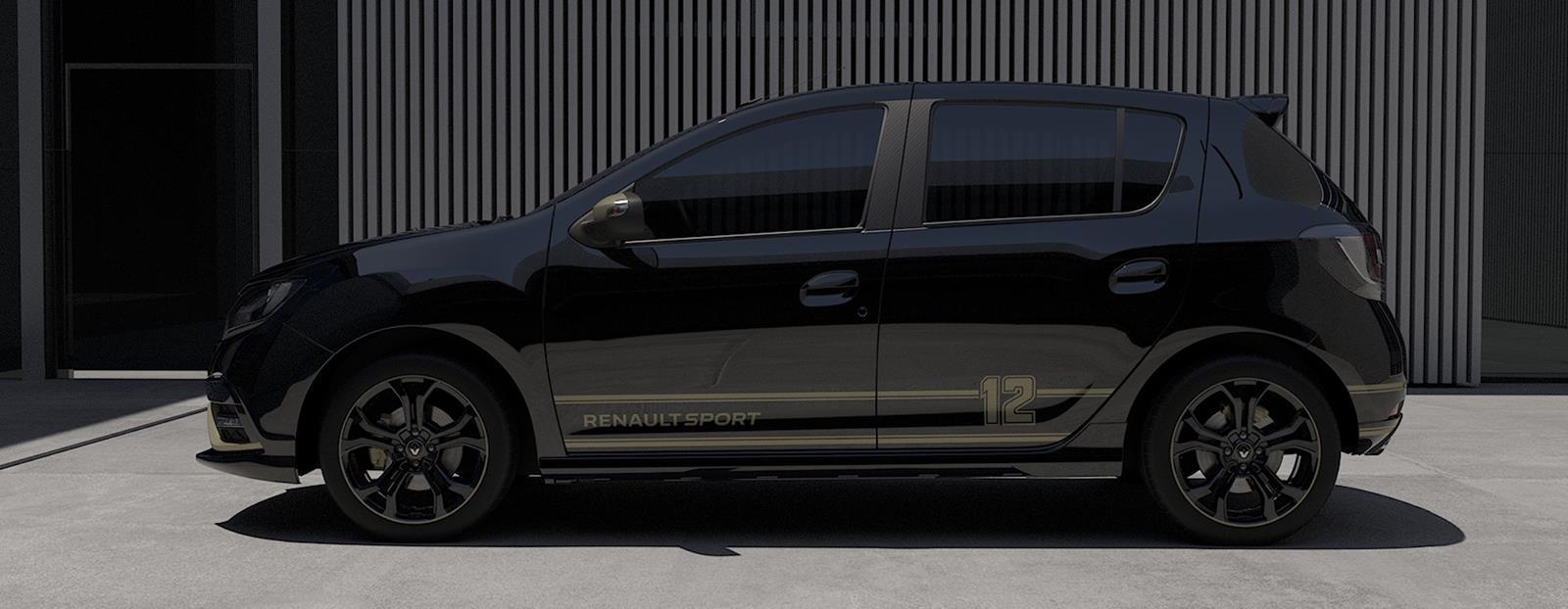 Dacia Sandero RS Grand Prix - Dacia Sandero RS Grand Prix