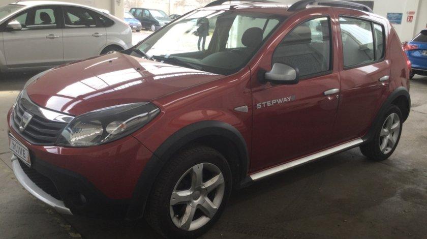Dacia Sandero Stepway 1.6 GPL+benzina 2011