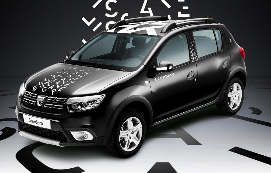 Dacia Sandero Stepway Escape