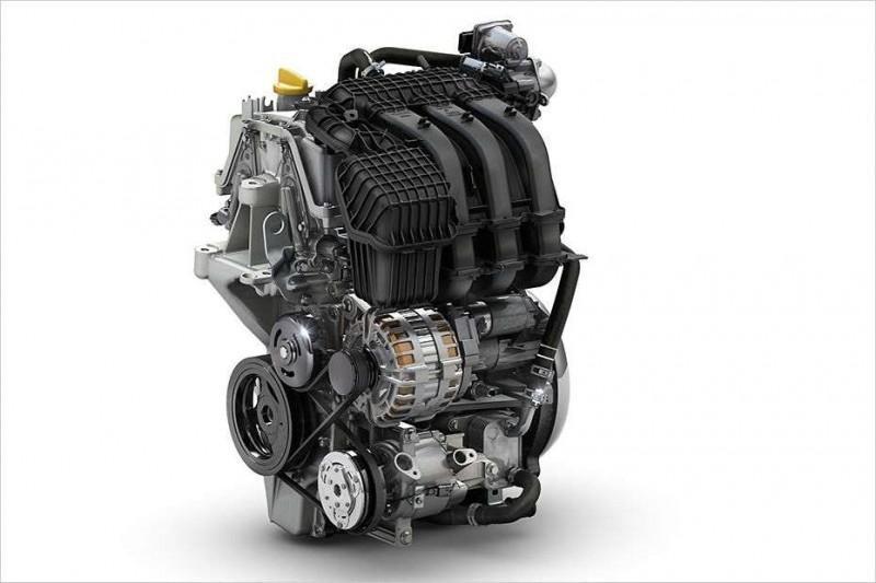 Dacia SCe 1.0 litri