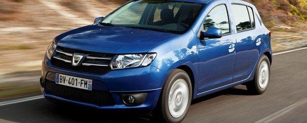 Dacia si-a majorat cota in Franta, insa vanzarile sunt in declin