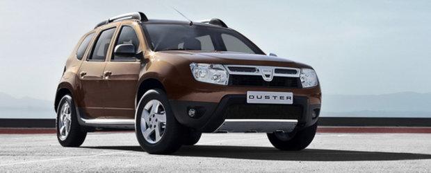 Dacia si Renault, printre cele mai fiabile marci auto din Franta