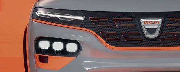 DACIA SPRING: cand debuteaza si ce autonomie va avea cea mai accesibila masina electrica din EUROPA