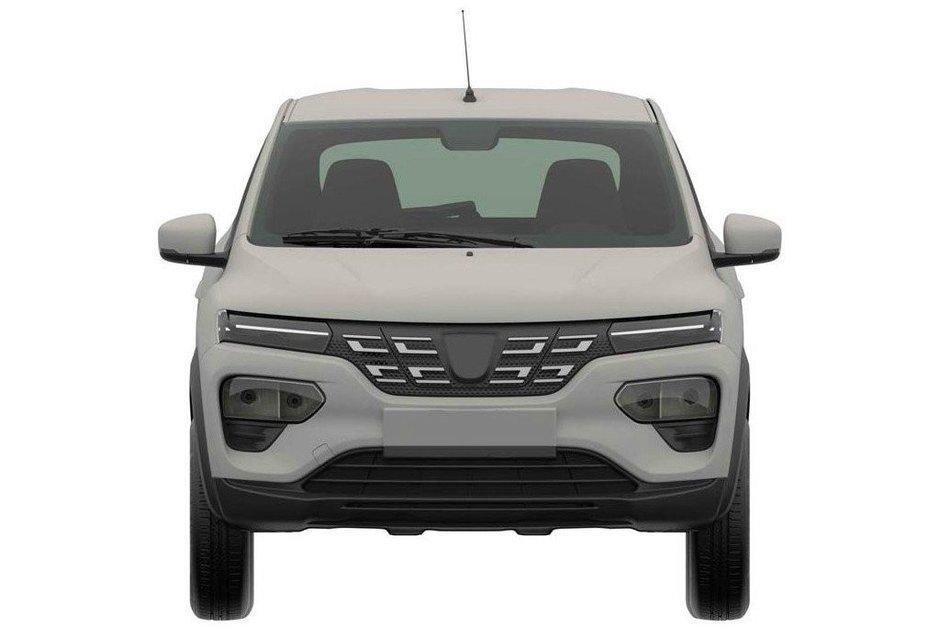 Dacia Spring - Versiunea de serie