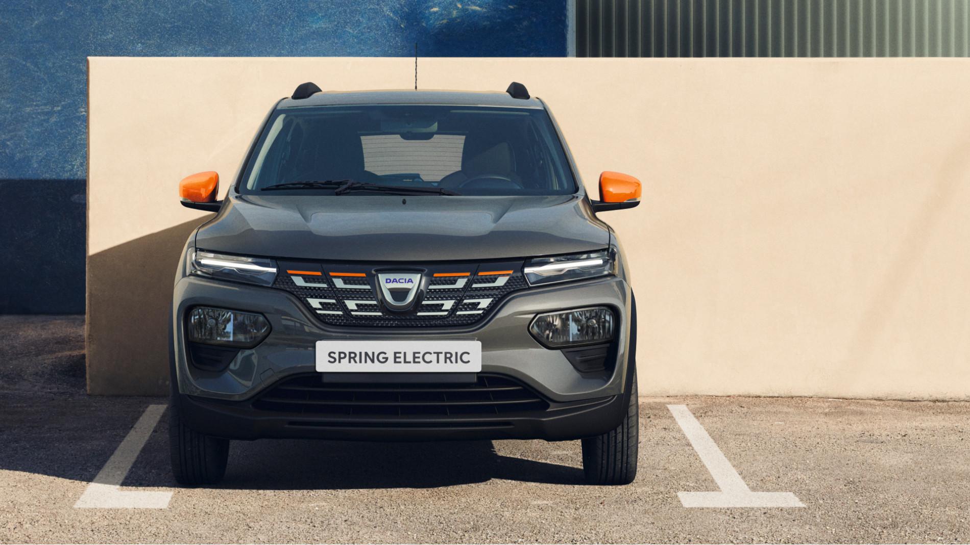 Dacia Spring - Dacia Spring