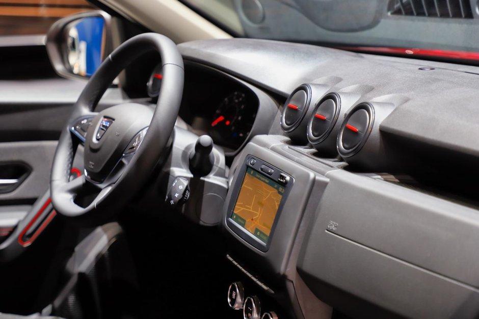 Dacia Techroad