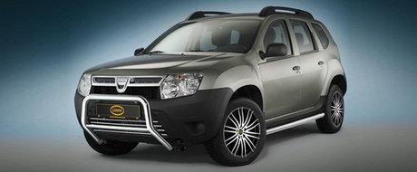 Dacia Tuning: Duster primeste un pachet de modificari de la Cobra