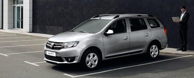 Dacia va produce Logan-ul MCV si in Maroc. Grupul Renault vine cu mai multe lamuriri