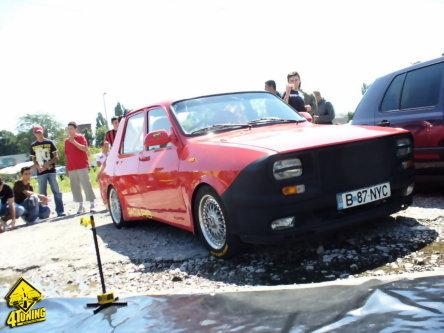 Dacia WRC - Rosu Alpin