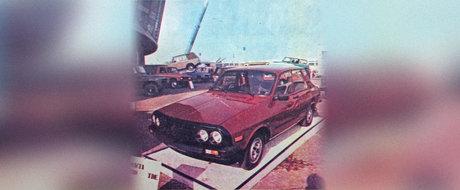 Dacii necunoscute: Dacia 1310 TDE din 1983, primul turbo-diesel romanesc
