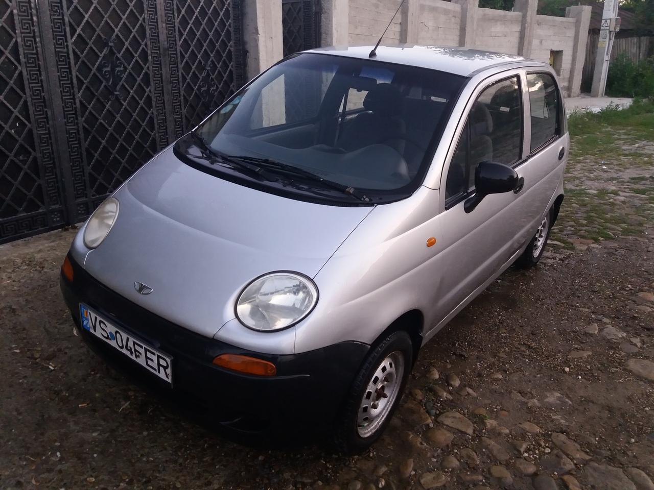 Daewoo Matiz 850 2004