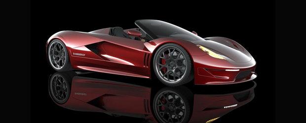 Dagger GT by TranStar Racing - Ridicol de... ridicol!