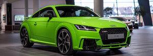Dai un ban, dar cumperi ceva spectaculos. Cele mai tari culori oferite de Audi, BMW si alti producatori