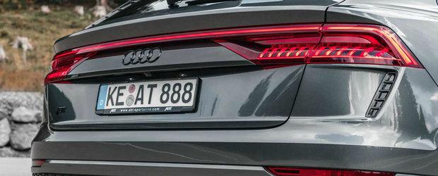 Dai un ban dar iti fac Audi-ul RS Q8 mai puternic decat un Lamborghini Urus
