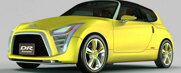 Daihatsu a prezentat 8 noi concept car-uri in Indonezia