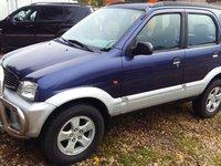 Daihatsu Terios 1.3i 4x4 AC, ABS, Webasto 1999
