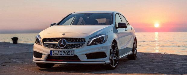 Daimler ar dori sa deschida o fabrica in Romania