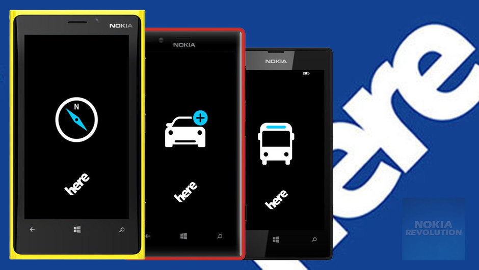 Daimler, BMW si Audi se bat cu Uber si Apple pentru hartile Nokia HERE