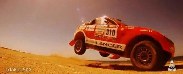 Dakar 2013: primul trailer oficial al evenimentului din desert