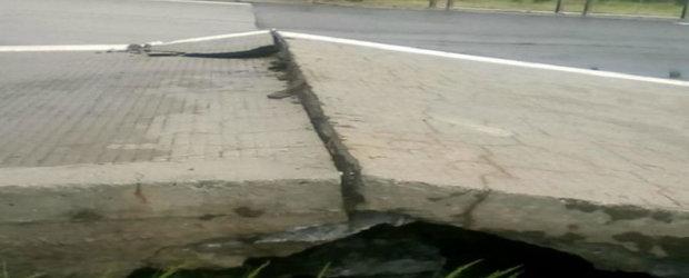 Dalele de beton de pe Autostrada Soarelui sunt istorie. Segmentul Bucuresti-Fundulea intra in reparatii majore