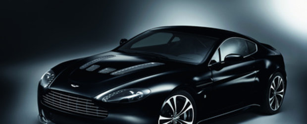Dancing Storm: Aston Martin DBS Carbon Black Edition