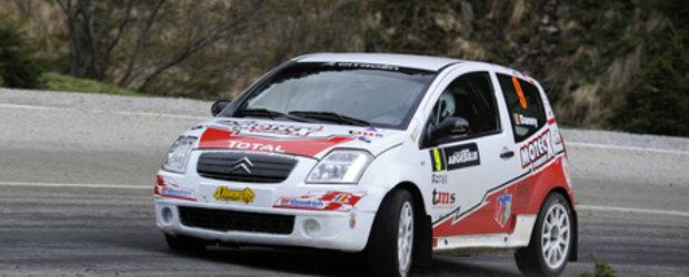 Danny pe locul 1 in Citroen Racing Trophy, Vlad pe locul 1 la Juniori