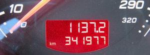 Dar stim ca tipul asta nu s-a uitat la consum. A facut peste 340.000 de kilometri cu un Audi V10 twin-turbo