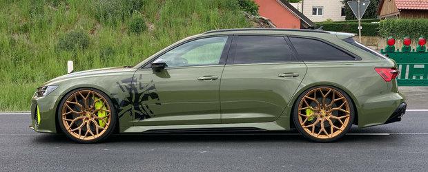 Data viitoare l-ai putea vedea depasind un Bugatti. Pretul cu care se vinde acest supercar deghizat in masina de familie