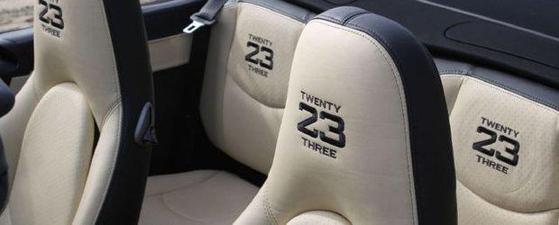 David Beckham isi vinde masina: Porsche 911 Turbo Cabrio