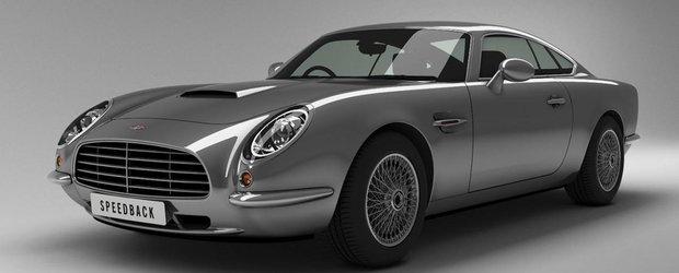David Brown Automotive Speedback: clasicul este noul viitor