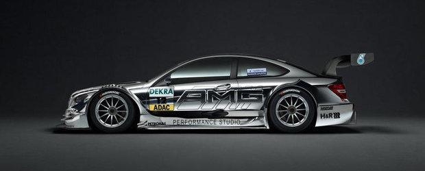 David Coulthard dezvaluie noul Mercedes C-Class Coupe AMG DTM!
