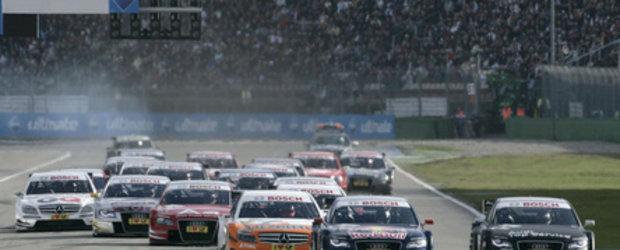 David Coulthard trece la DTM