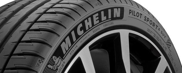 De acum, SUV-urile sunt in siguranta: Michelin lanseaza Pilot Sport 4 SUV