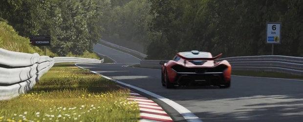 De acum te poti da GRATIS pe Nurburgring