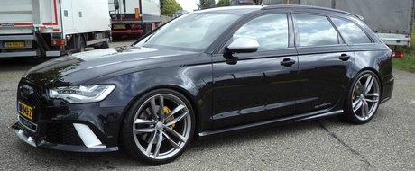 De-afara zici ca-i RS6, dinauntru vine un croncanit de TDI. Care-i, de fapt, treaba cu acest Audi in cinci usi