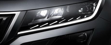 De astazi se vinde si in Romania. Motorul turbo, farurile LED si tractiunea integrala sunt standard
