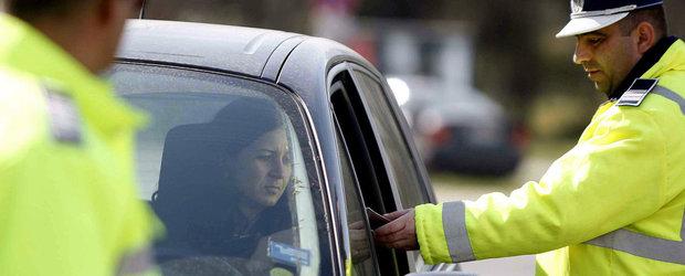 De azi, Politia Rutiera te poate trage pe dreapta pentru a afla unde mergi
