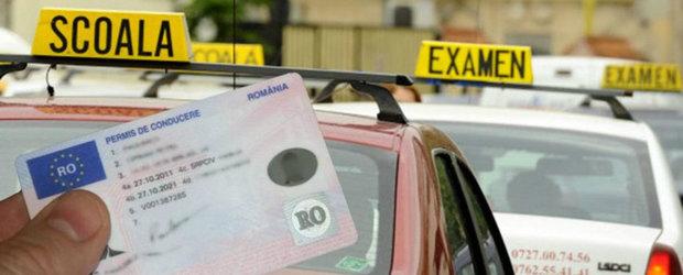 De cand se reiau examenele pentru obtinerea permisului auto? Raspunsul autoritatilor