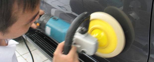 De cate ori iti poti polisha masina?