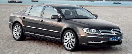 De ce a renuntat Volkswagen la Phaeton? O intrebare care si-a gasit acum raspunsul