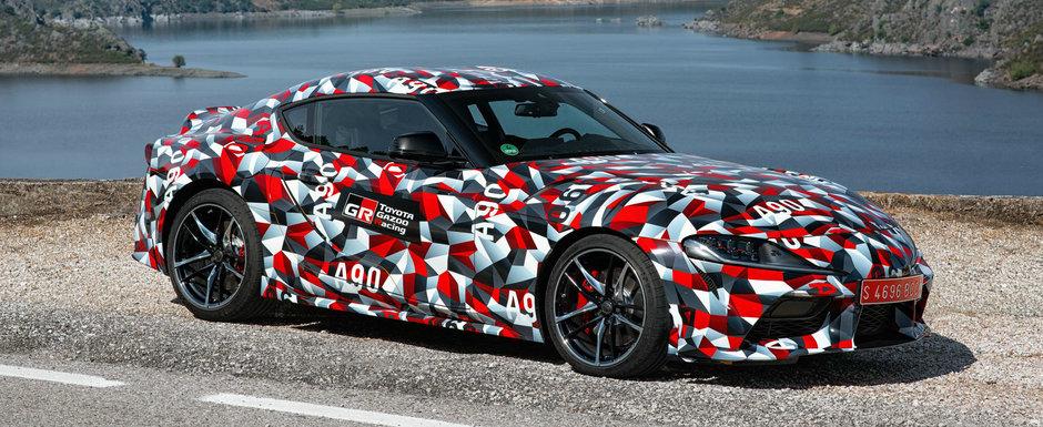 De ce are noua SUPRA motor de BMW? Aflam raspunsul direct de la inginerul sef care se ocupa de dezvoltarea ei