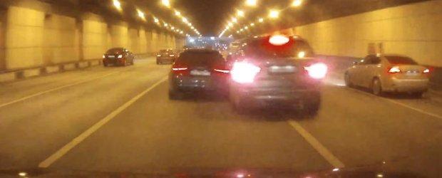 De ce nu e bine sa faci curse in trafic aglomerat