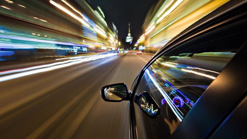 De ce nu este o idee buna condusul la o viteza mare?