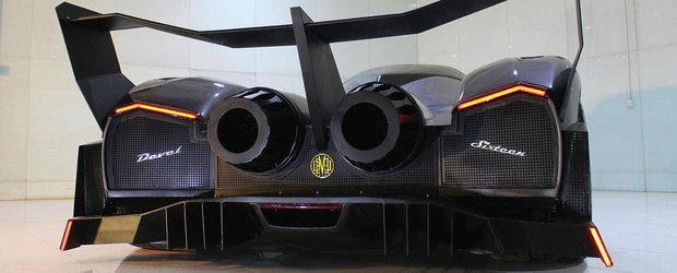 De data aceasta s-ar putea lansa pe bune. Are 5.000 CP sub capota si prinde o viteza maxima de 560 km/h