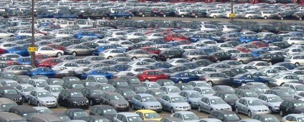 De la 1 ianuarie, taxa auto creste cu 50%!