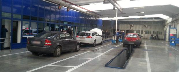 De la anul, masinile cu defectiuni minore ar putea trece de ITP