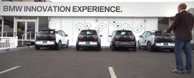 De la BMW vine masina care se parcheaza printr-un simplu gest