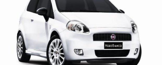 De la italieni pentru olandezi: Fiat Grande Punto NeroBianco