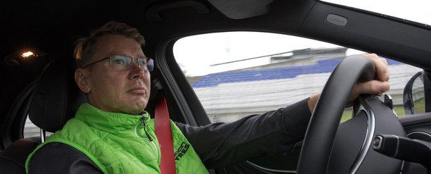 De la Mika Hakkinen pentru Romania: ce pot face soferii ca numarul de accidente sa scada